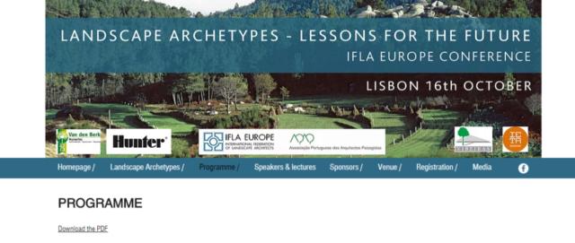 Conferência EFLA