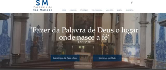Paróquia de São Mamede